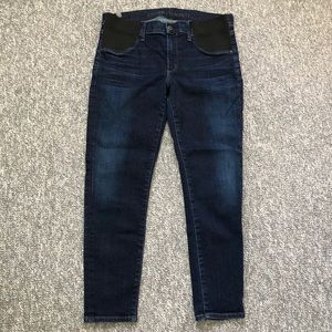 Citizens of Humanity Skinny Maternity jeans Sz 31